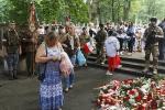 70 rocznica wybuchu Powstania Warszawskiego - Wojskowe Powazki 2014